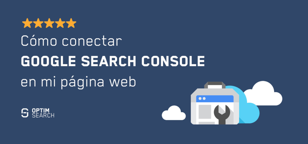 conectar google search console